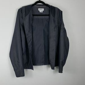 Esprit hooded light jacket